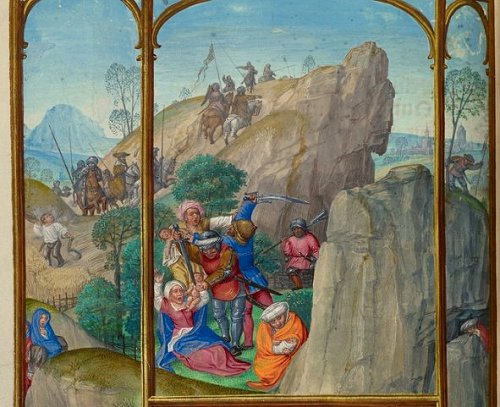 The Spinola Hours, c.1510 - Master of James IV of Scotland - from The J. Paul Getty Museum