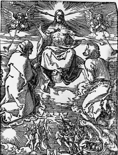 Small Passion, Albrecht Dürer, c. 1510 - from Wikipedia