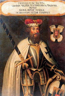 Grand Master of the Teutonic Order, from Wikipedia