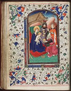 Book of Hours, c. 1450