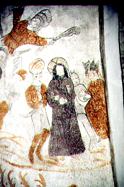 Jesus in front of Pilate, from Mills-Kronborg Collection