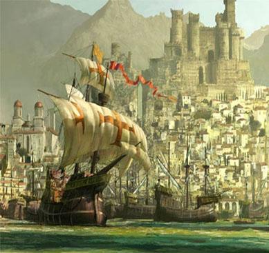 Templar Armada, from Knights Templar Vault